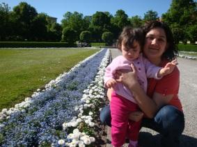Nisa & Annesi Hofgarten'de